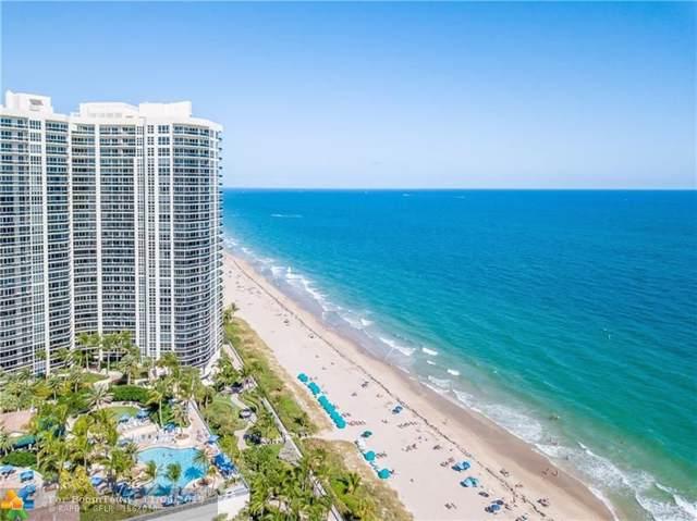 3200 N Ocean Boulevard #909, Fort Lauderdale, FL 33308 (MLS #F10201562) :: GK Realty Group LLC
