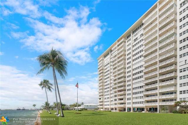 2100 S Ocean Dr 3F, Fort Lauderdale, FL 33316 (MLS #F10201706) :: Berkshire Hathaway HomeServices EWM Realty