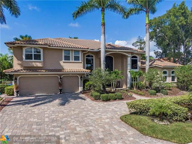 1814 NW 124th Way, Coral Springs, FL 33071 (MLS #F10201838) :: Berkshire Hathaway HomeServices EWM Realty