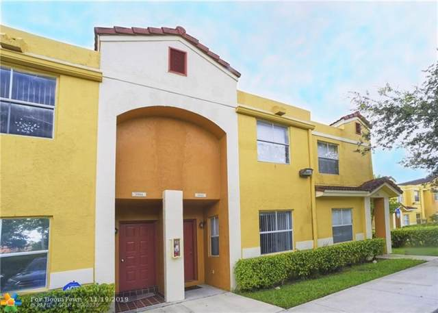 3962 NW 90th Ave #3962, Sunrise, FL 33351 (MLS #F10201896) :: RICK BANNON, P.A. with RE/MAX CONSULTANTS REALTY I