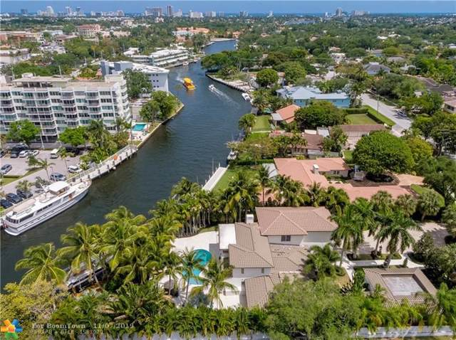 701 N Rio Vista Bl, Fort Lauderdale, FL 33301 (MLS #F10202088) :: The Howland Group