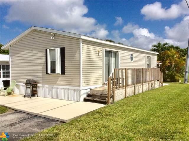 2101 SW 52nd St, Dania Beach, FL 33312 (MLS #F10202096) :: Green Realty Properties
