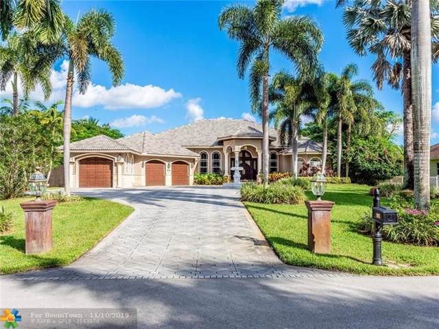 2160 SW 119TH TE, Davie, FL 33325 (MLS #F10202409) :: Berkshire Hathaway HomeServices EWM Realty