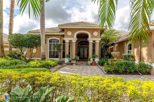 2493 Poinciana Dr, Weston, FL 33327 (MLS #F10202503) :: RICK BANNON, P.A. with RE/MAX CONSULTANTS REALTY I