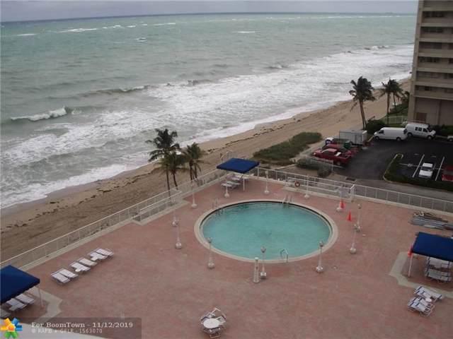3900 N Ocean Dr 2F, Lauderdale By The Sea, FL 33308 (MLS #F10202628) :: The O'Flaherty Team