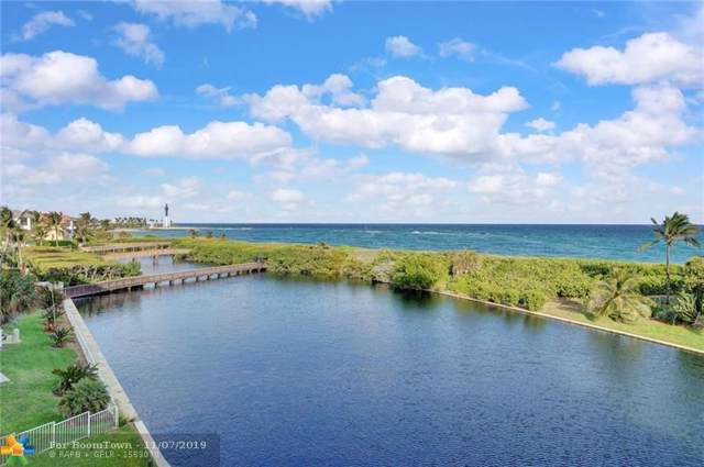 1620 N Ocean Blvd #307, Pompano Beach, FL 33062 (MLS #F10202736) :: The Paiz Group