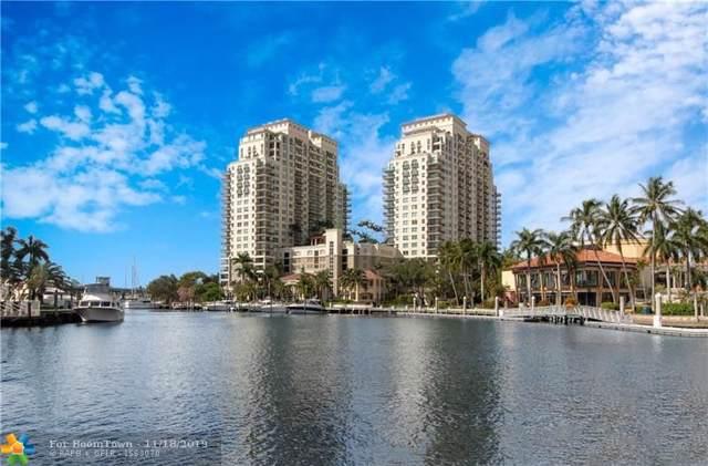 600 W Las Olas 701S, Fort Lauderdale, FL 33312 (MLS #F10202930) :: The O'Flaherty Team