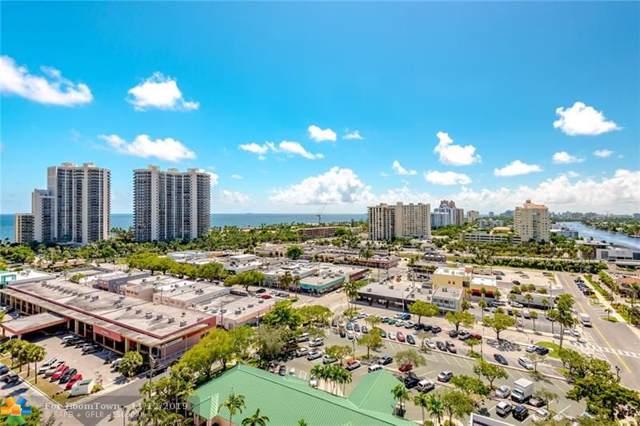 3233 NE 34th St 812A, Fort Lauderdale, FL 33308 (MLS #F10202999) :: GK Realty Group LLC