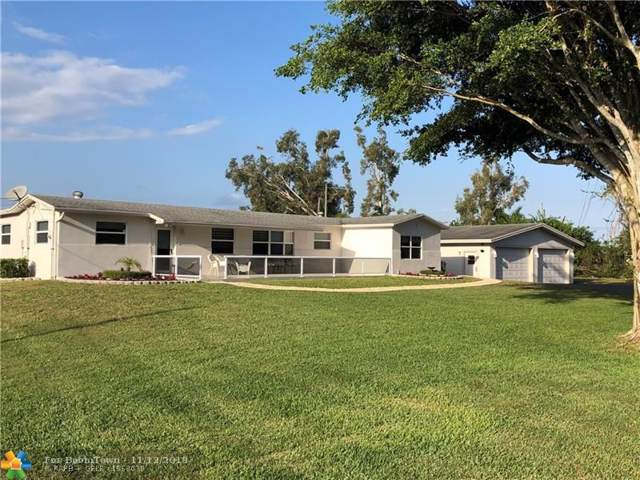 12401 SW Lake Rd, Davie, FL 33325 (MLS #F10203099) :: Berkshire Hathaway HomeServices EWM Realty
