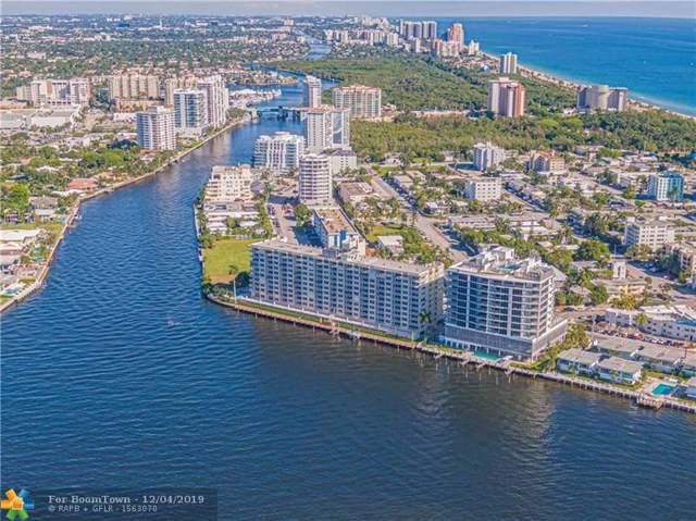 511 Bayshore Dr #907, Fort Lauderdale, FL 33304 (MLS #F10203384) :: The O'Flaherty Team