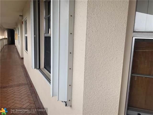 1605 Abaco Dr J4, Coconut Creek, FL 33066 (MLS #F10203530) :: Green Realty Properties