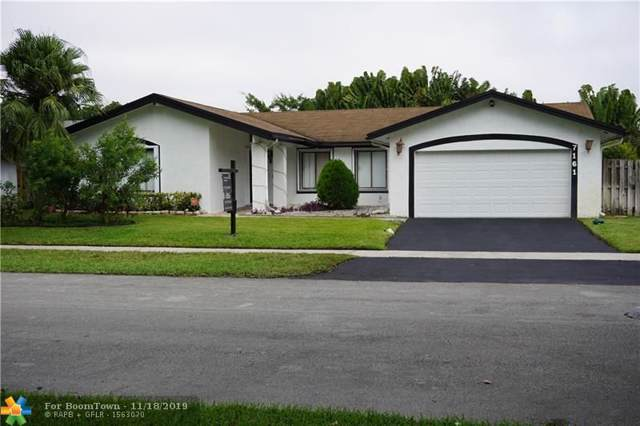 7161 NW 46th Ct, Lauderhill, FL 33319 (MLS #F10203563) :: Green Realty Properties