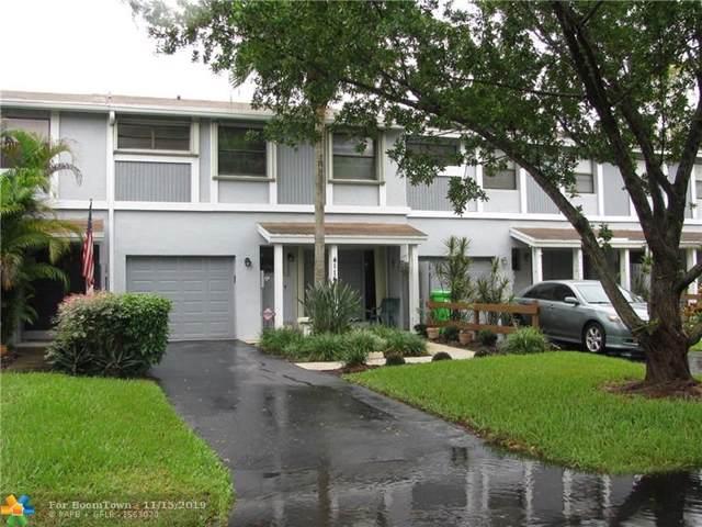 4114 NW 79th Ave #4114, Sunrise, FL 33351 (MLS #F10203742) :: The Paiz Group