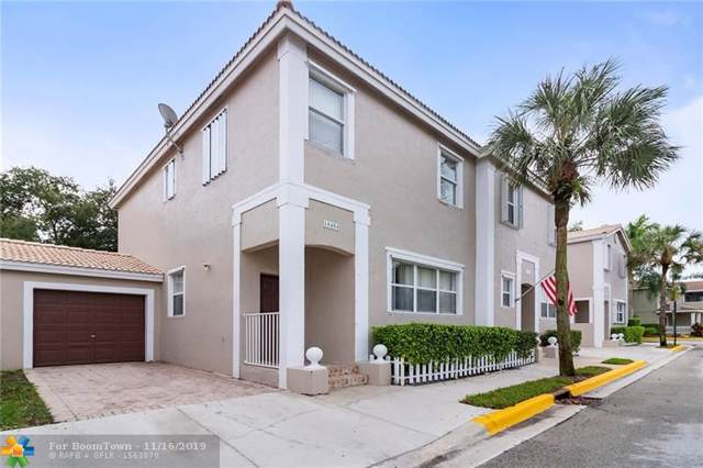 10484 NW 56th Dr, Coral Springs, FL 33076 (#F10203772) :: Real Estate Authority