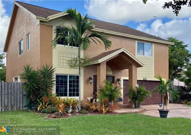 9701 SW 16th St, Pembroke Pines, FL 33025 (#F10203812) :: Real Estate Authority