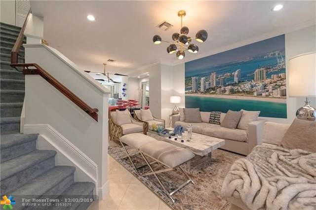 1033 NE 17th Way #704, Fort Lauderdale, FL 33304 (MLS #F10203966) :: RICK BANNON, P.A. with RE/MAX CONSULTANTS REALTY I