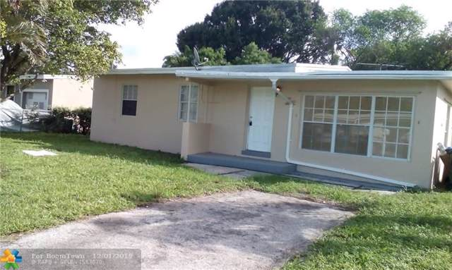 1000 NW 12th St, Fort Lauderdale, FL 33311 (MLS #F10204021) :: Castelli Real Estate Services