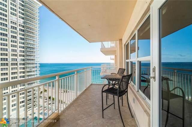 3850 Galt Ocean Dr #1409, Fort Lauderdale, FL 33308 (MLS #F10204182) :: Berkshire Hathaway HomeServices EWM Realty