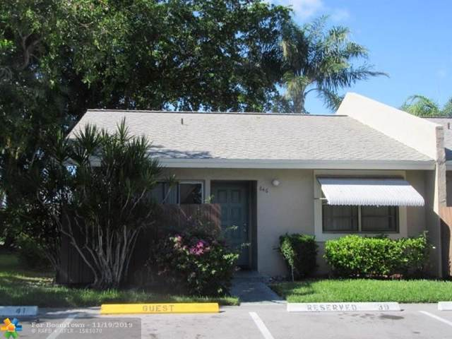 846 Banks Rd 39-J, Coconut Creek, FL 33063 (MLS #F10204203) :: RICK BANNON, P.A. with RE/MAX CONSULTANTS REALTY I