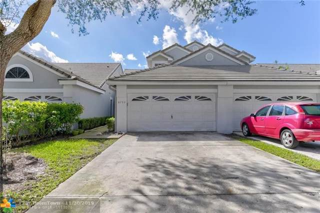 8753 Forest Hills Blvd 27-F, Coral Springs, FL 33065 (MLS #F10204206) :: Berkshire Hathaway HomeServices EWM Realty