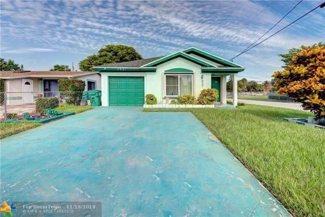 2901 NW 6th Ct, Fort Lauderdale, FL 33311 (MLS #F10204315) :: Castelli Real Estate Services
