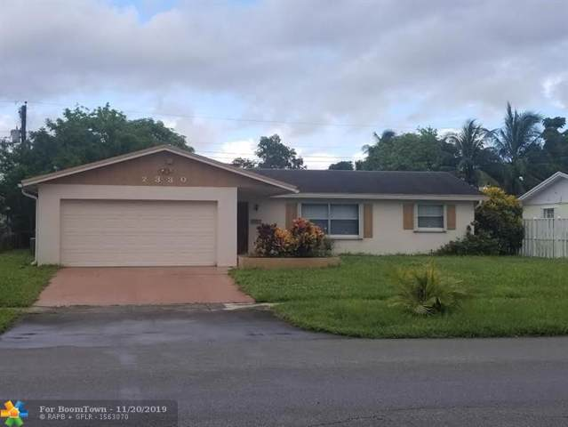 2330 NW 60th Ter, Sunrise, FL 33313 (MLS #F10204411) :: The O'Flaherty Team