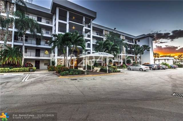 4030 W Palm Aire Dr #501, Pompano Beach, FL 33069 (MLS #F10204656) :: Berkshire Hathaway HomeServices EWM Realty