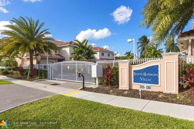 2353 SE 5th Street, Pompano Beach, FL 33062 (#F10204729) :: Adache Real Estate LLC