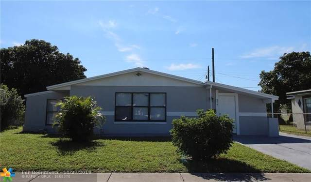 648 NW 19th St, Pompano Beach, FL 33060 (MLS #F10204959) :: Patty Accorto Team