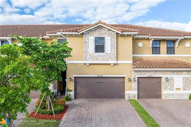9593 Town Parc Cir S #9593, Parkland, FL 33076 (MLS #F10205001) :: RICK BANNON, P.A. with RE/MAX CONSULTANTS REALTY I