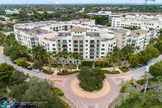 510 NW 84th Ave #511, Plantation, FL 33324 (MLS #F10205105) :: Green Realty Properties