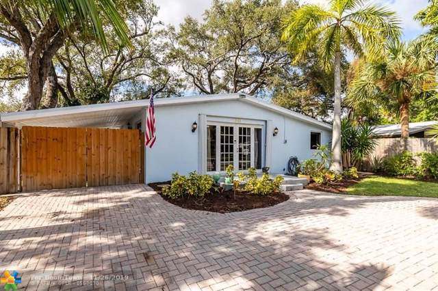 1515 SW 20TH AVE, Fort Lauderdale, FL 33312 (MLS #F10205120) :: The O'Flaherty Team