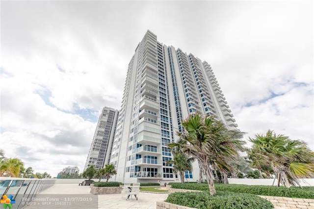 1360 S Ocean Boulevard #1703, Pompano Beach, FL 33062 (#F10205321) :: Adache Real Estate LLC