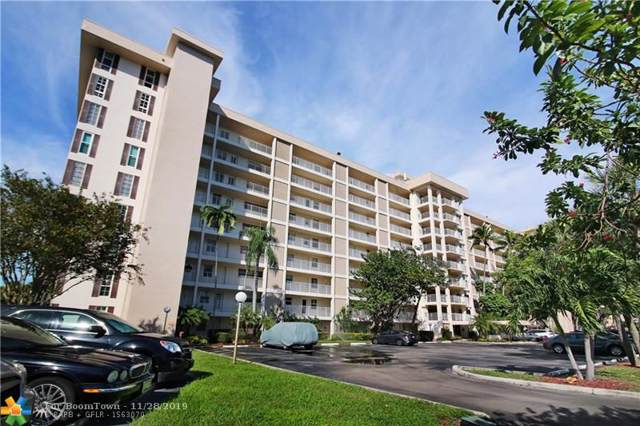 2661 S Course Dr #109, Pompano Beach, FL 33069 (MLS #F10205510) :: Green Realty Properties