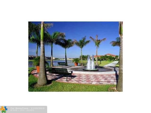 2421 Centergate Dr #103, Miramar, FL 33025 (MLS #F10205559) :: Berkshire Hathaway HomeServices EWM Realty