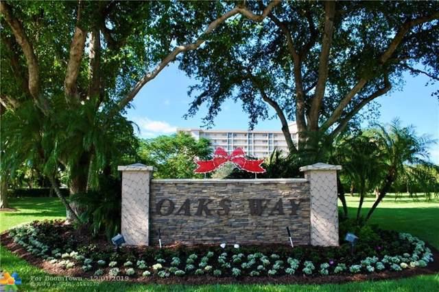 3507 Oaks Way #611, Pompano Beach, FL 33069 (MLS #F10205572) :: Berkshire Hathaway HomeServices EWM Realty