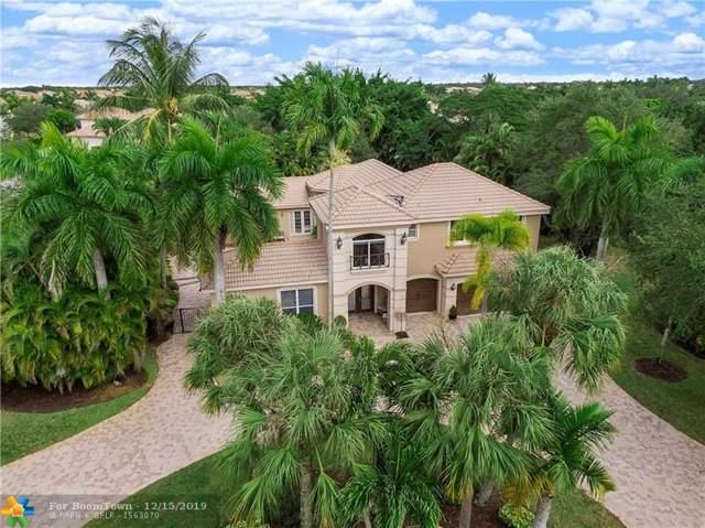 6820 NW 103 Terrace, Parkland, FL 33076 (MLS #F10205829) :: GK Realty Group LLC