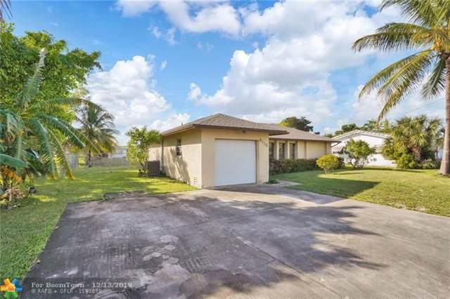 2113 NW 65th Ave, Margate, FL 33063 (MLS #F10206335) :: Berkshire Hathaway HomeServices EWM Realty