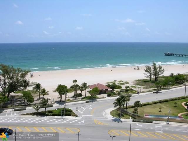 405 N Ocean Blvd #1426, Pompano Beach, FL 33062 (MLS #F10206429) :: Patty Accorto Team