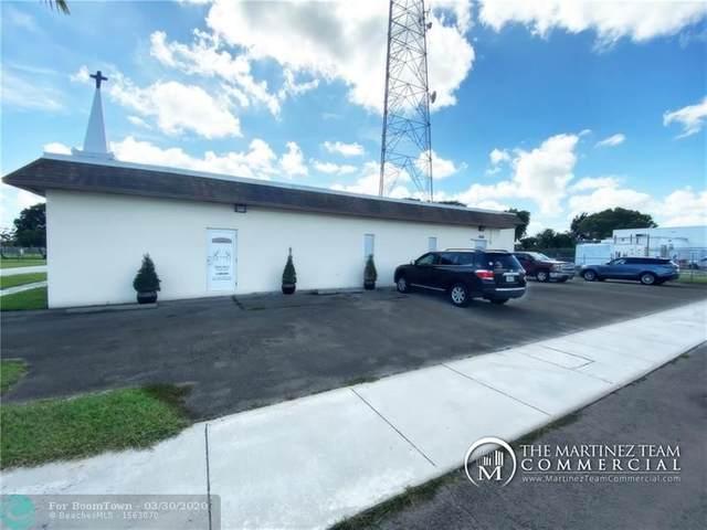455 N Flagler Ave, Homestead, FL 33030 (MLS #F10206743) :: Berkshire Hathaway HomeServices EWM Realty