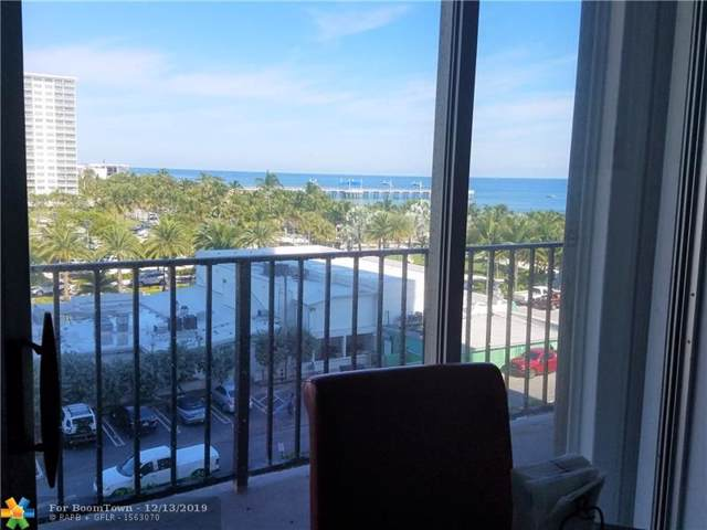 101 Briny Ave #607, Pompano Beach, FL 33062 (MLS #F10206773) :: Green Realty Properties