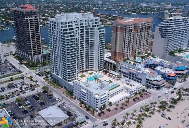 101 S Fort Lauderdale Beach Blvd #1407, Fort Lauderdale, FL 33316 (MLS #F10206822) :: The O'Flaherty Team