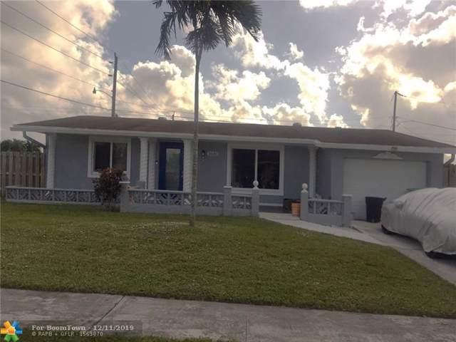 9480 NW 26th St, Sunrise, FL 33322 (MLS #F10207047) :: GK Realty Group LLC