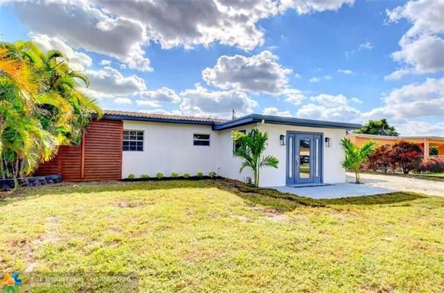 430 NE 58th Ct, Oakland Park, FL 33334 (MLS #F10207108) :: Berkshire Hathaway HomeServices EWM Realty