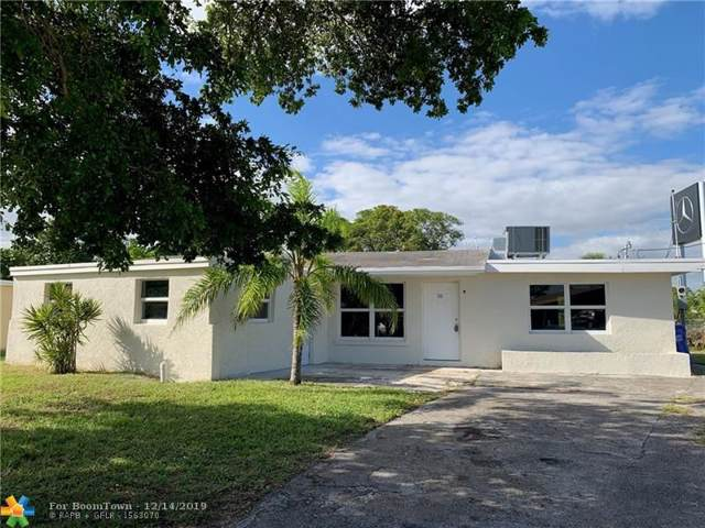 685 NW 21st St, Pompano Beach, FL 33060 (MLS #F10207152) :: Patty Accorto Team