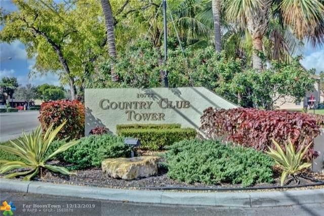 10777 W Sample Rd #403, Coral Springs, FL 33065 (MLS #F10207158) :: United Realty Group