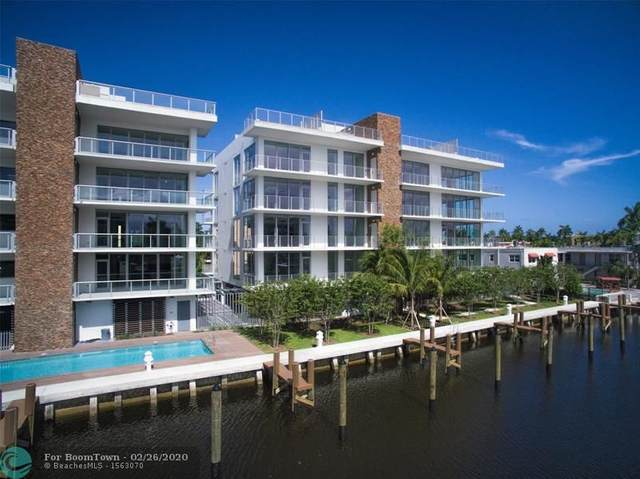 21 Isle Of Venice Dr Ph1, Fort Lauderdale, FL 33301 (MLS #F10207327) :: Green Realty Properties