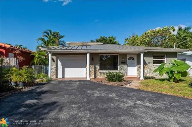 1337 NE 35th St, Oakland Park, FL 33334 (MLS #F10207422) :: Berkshire Hathaway HomeServices EWM Realty