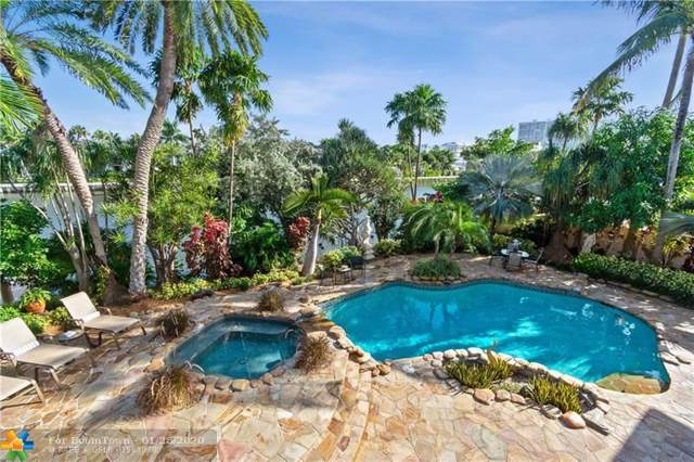 1600 S Ocean Dr, Fort Lauderdale, FL 33316 (MLS #F10207525) :: The Howland Group