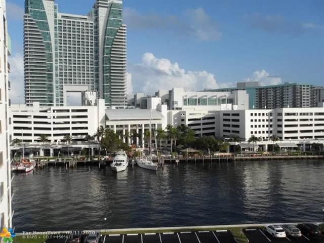 400 Leslie Dr #822, Hallandale, FL 33009 (MLS #F10207727) :: Castelli Real Estate Services